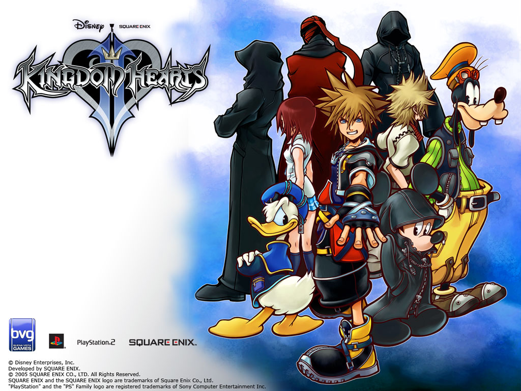 kingdom hearts passion