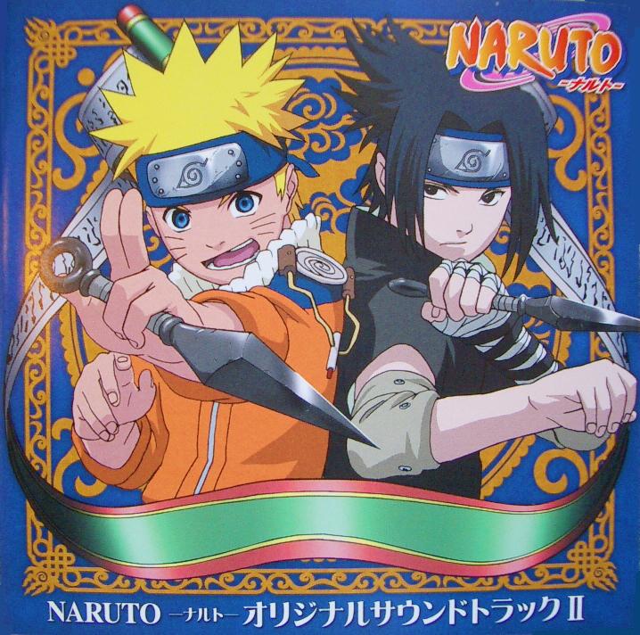 Openings Naruto Download Mp3: Naruto Original Soundtrack 2 MP3
