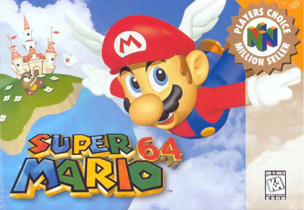 descargar super mario 64 para project 64
