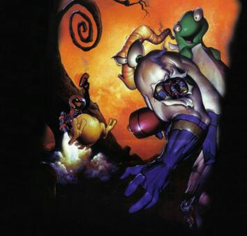 Earthworm Jim Special Edition (Sega CD) MP3 - Download Earthworm ...