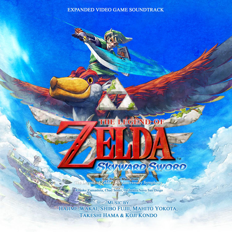Legend of Zelda The  Skyward Sword  Expanded Video Game