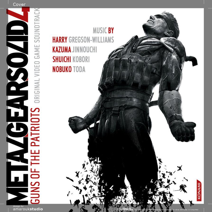 Metal Gear 4 скачать торрент - фото 11